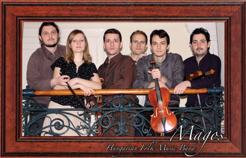 Magos Hungarian Folk Band