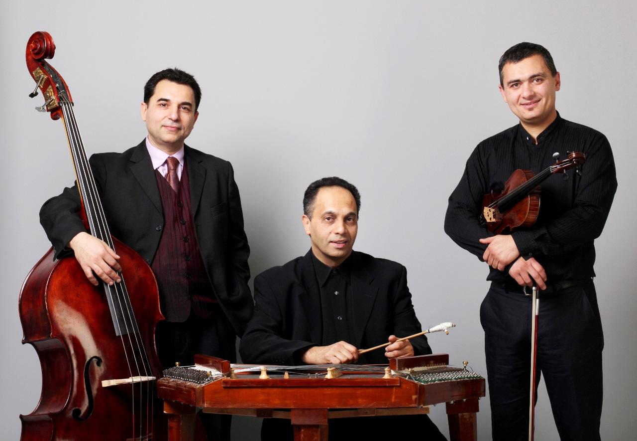 Kálmán Balogh Cimbalom Trio Tour Schedule