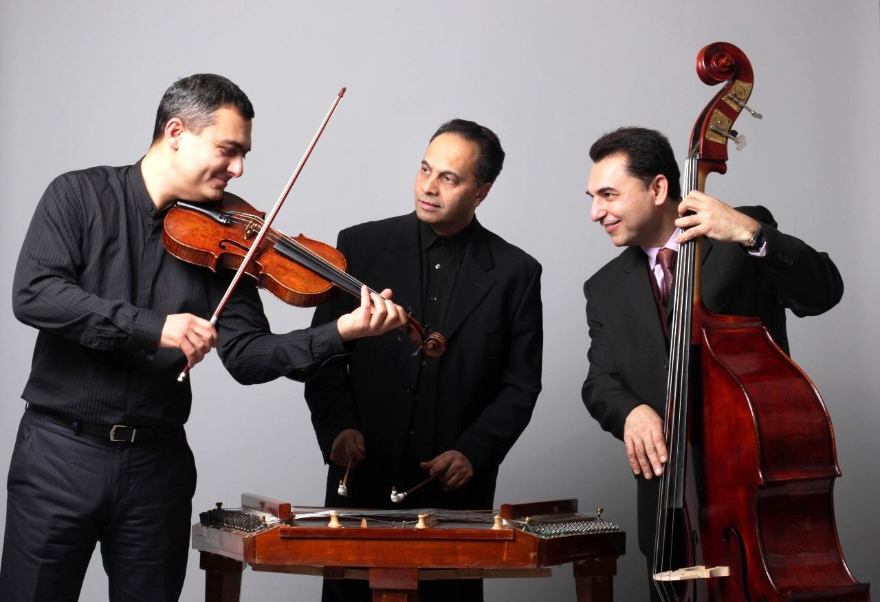 Kálmán Balogh Cimbalom Trio